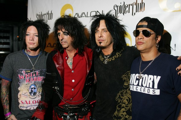 Dj Ashba con i Guns N' Roses