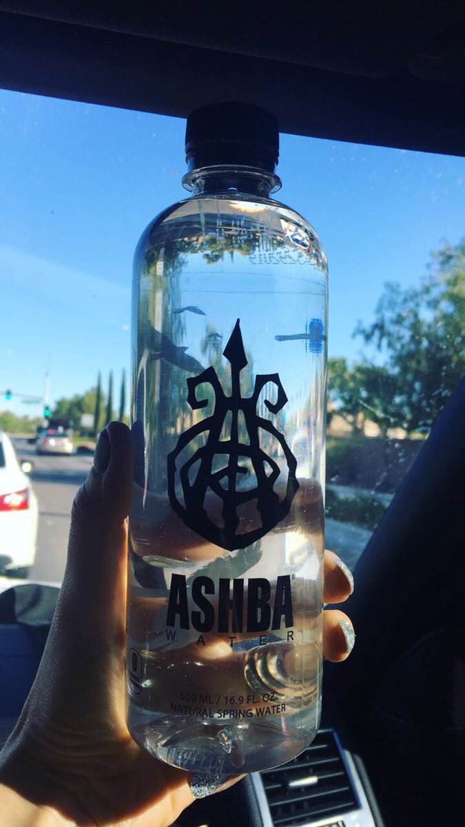 Ashba water