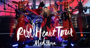 Madonna Rebel Heart Tour uscita DVD CD