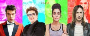 X Factor 2017 annunciati nuovi giudici
