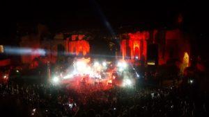 Kasabian Rock n Roll Teatro Greco Taormina