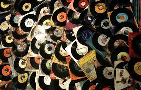 dischi vinile vintage moda musicaccia