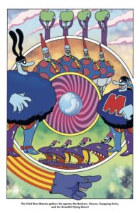 Beatles Yellow Submarine fumetto