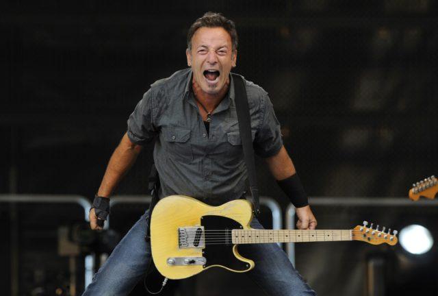 Singolo Bruce Springsteen contro Trump