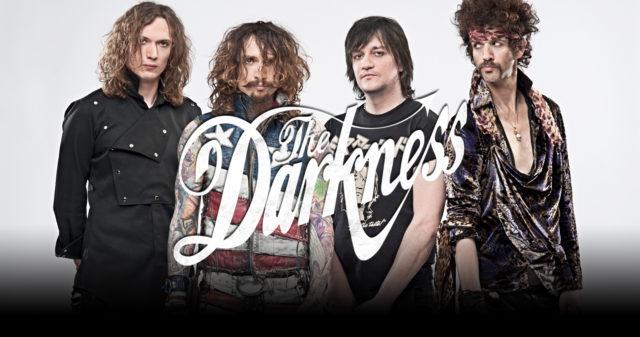 Darkness aprono tour Guns N' Roses