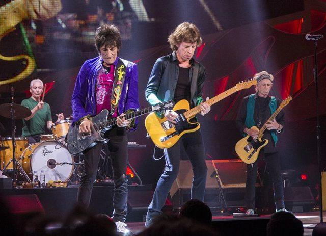Rolling Stones concerto Italia 2017