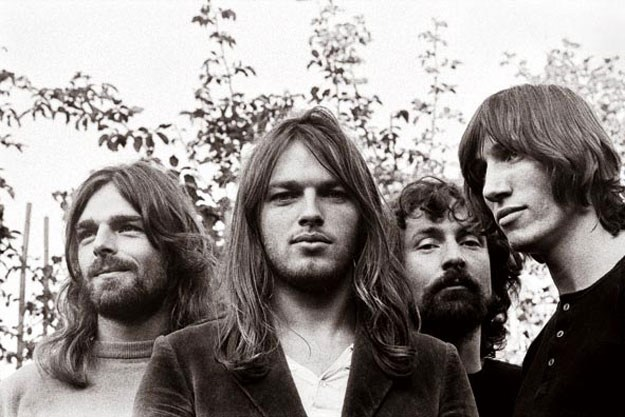 Their Mortal Remains mostra Pink Floyd