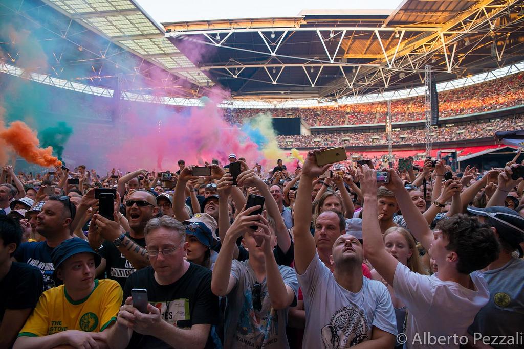 The Stone Roses Wembley 2017