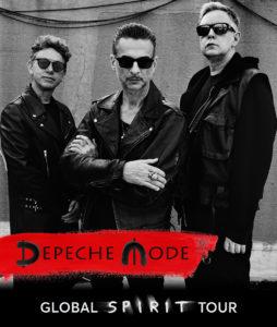 Depeche Mode tre nuove date tour italia