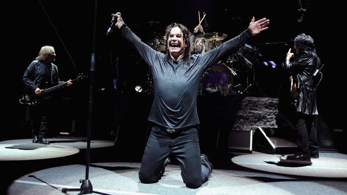 Black Sabbath Cinema