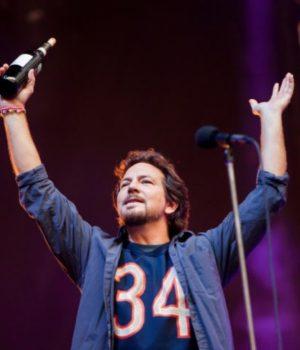 Scaletta Eddie Vedder concerto Taormina