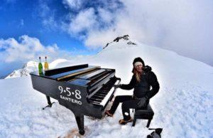 Elisa Tomellini concerto record
