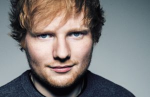 Ed Sheeran trono spade simpson