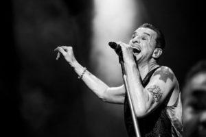 Depeche Mode Dave Gahan ricoverato