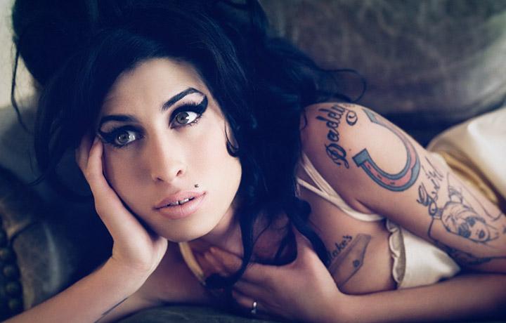 Amy Winehouse curiosità