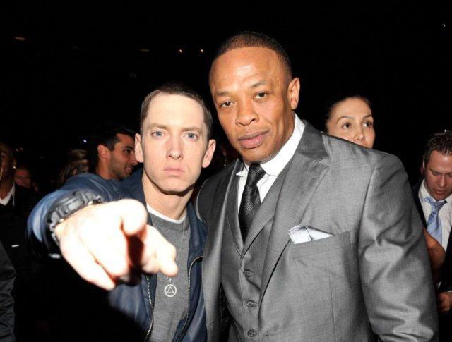 Nuovo singolo Dr Dre collaborazione nuovo album Eminem