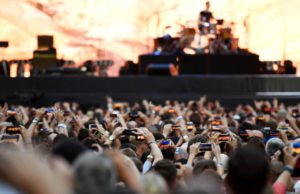 U2 The Joshua Tree Tour Roma Poesia