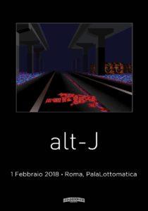 AltJ Italia