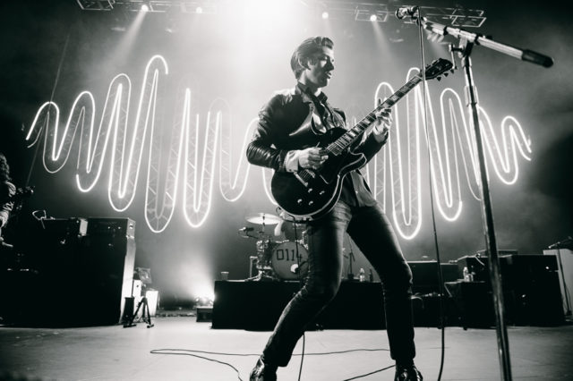 Arctic Monkeys Album Uscita