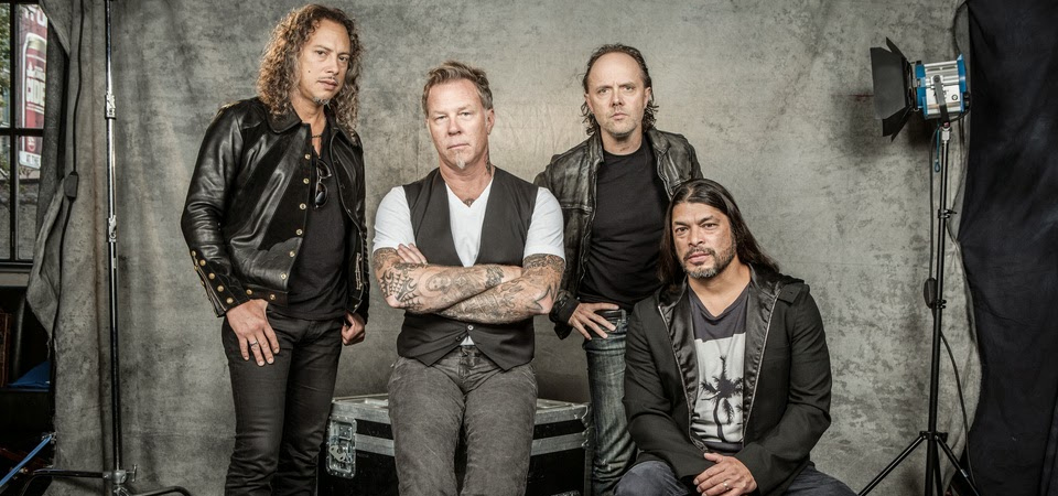 Disturbi mentali Metallica rock band Musicaccia