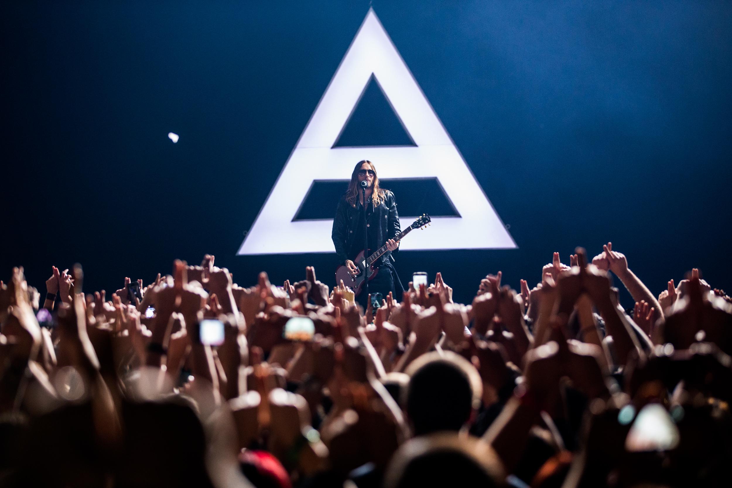 Thirty Seconds To Mars Biglietti Tour