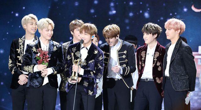 BTS k-pop Italia