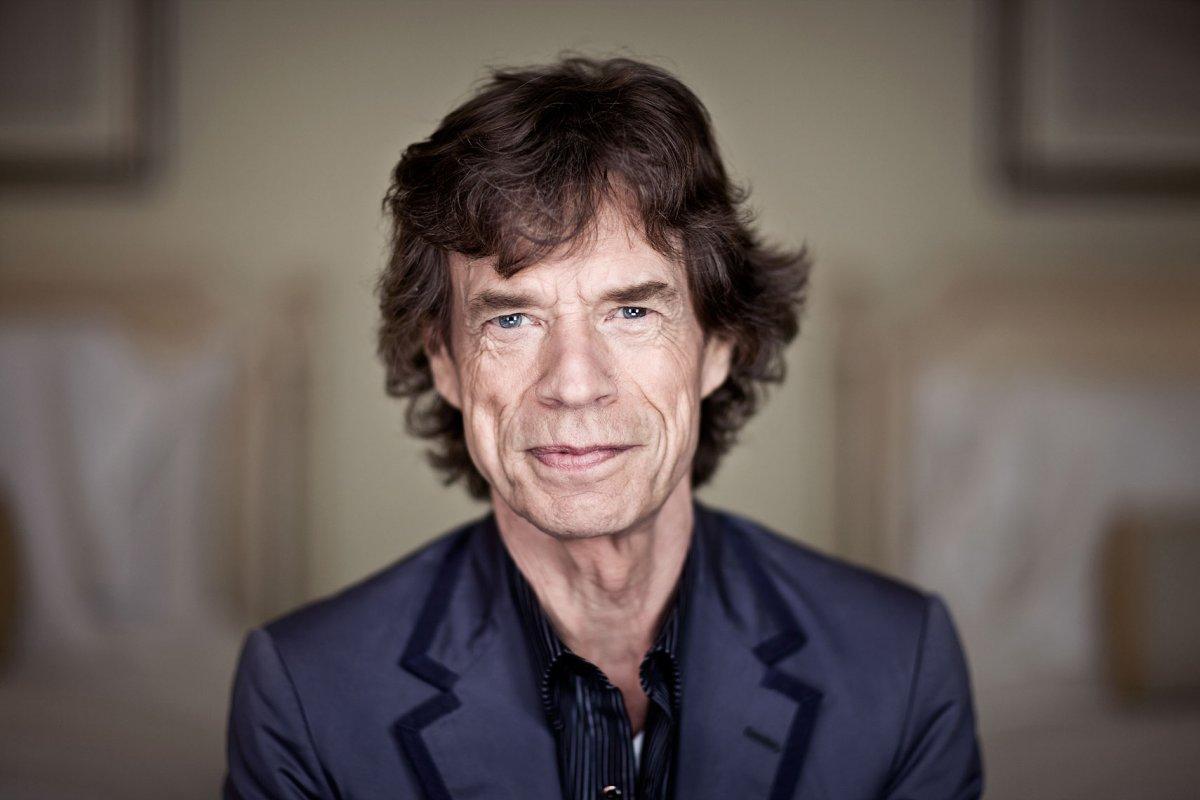 Mick Jagger nuova fiamma