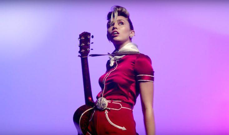 Miley Cyrus Album Recensione