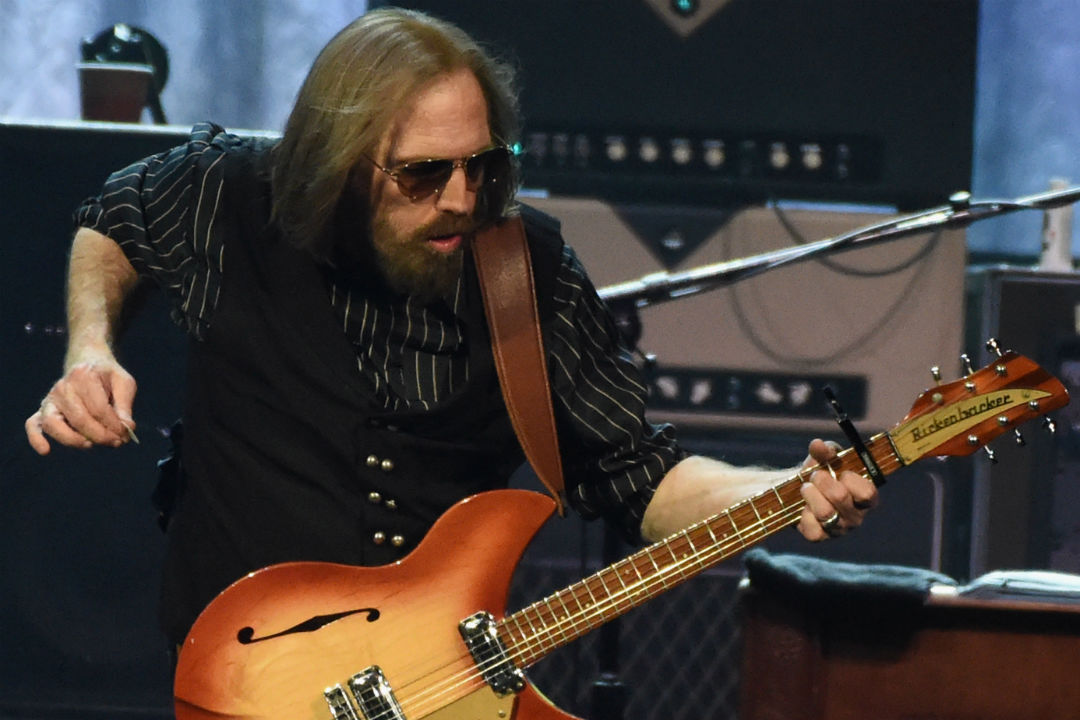 tom petty morte
