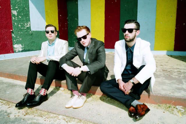 Two Door Cinema Club Indie Rock