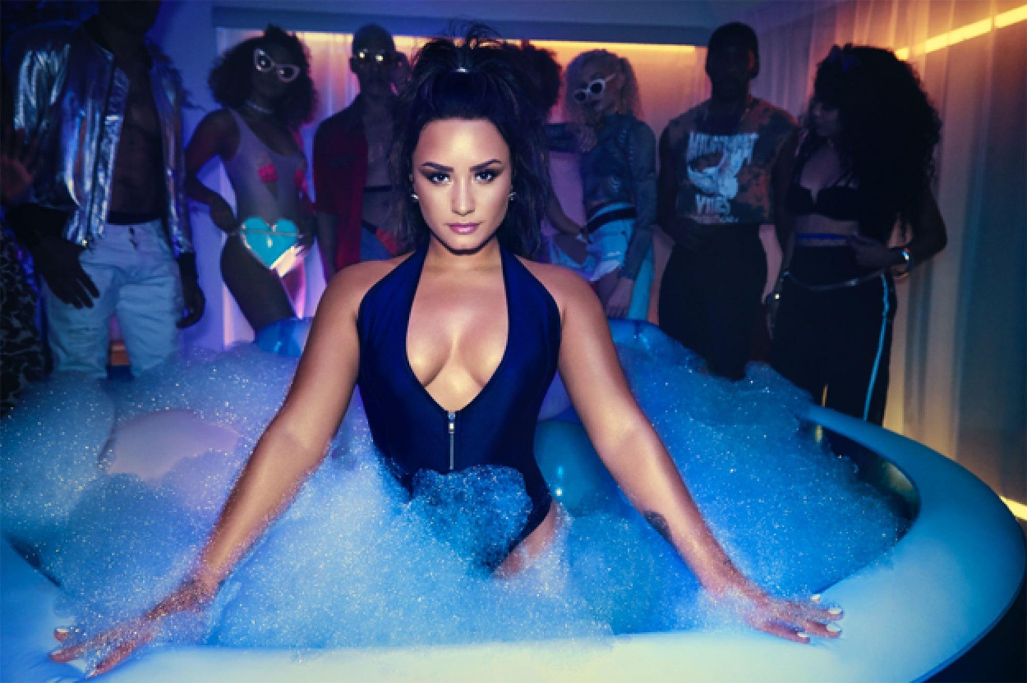Demi Lovato coming out