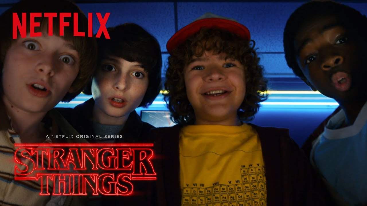 Stranger Things playlist