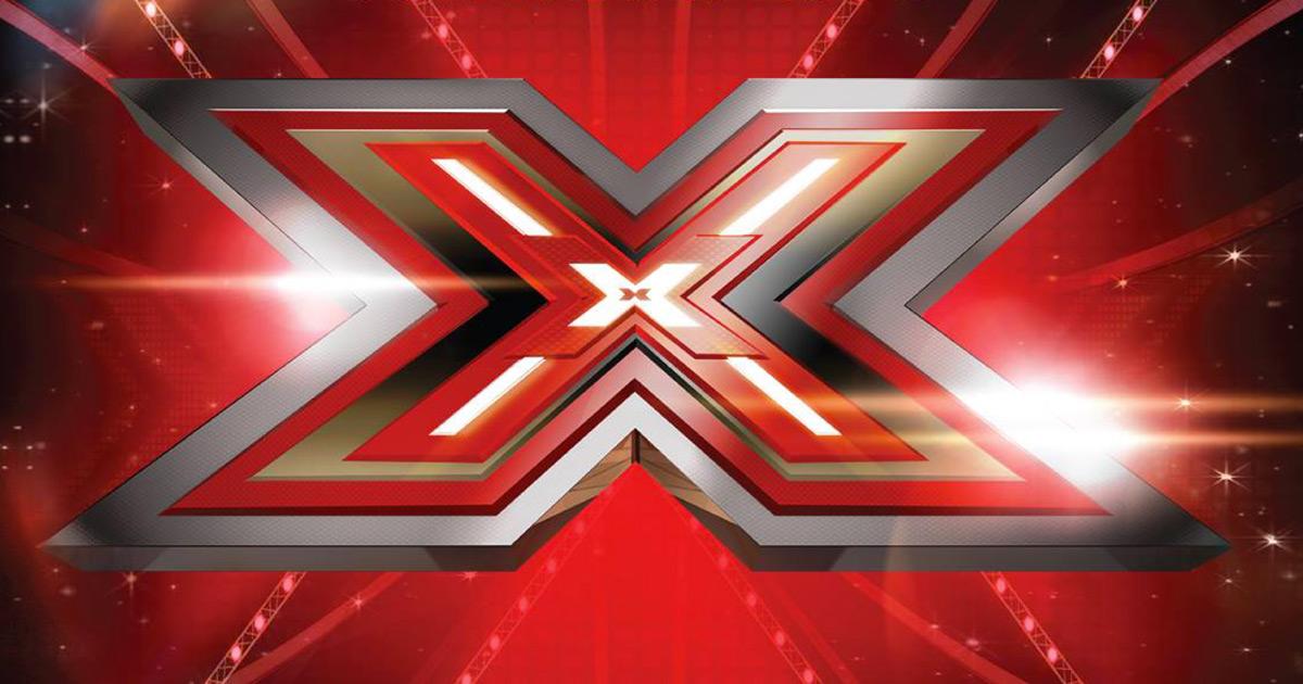 x factor. 12 ottobre 2017