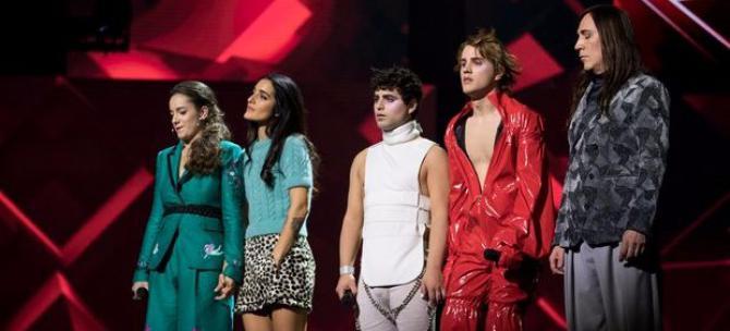X Factor seconda puntata live