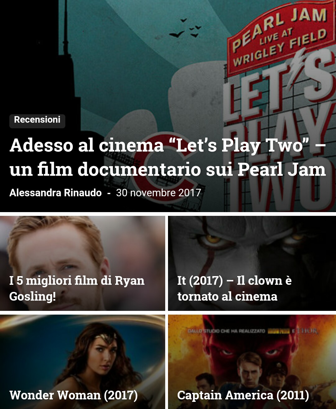 cinemondium informazione cinema