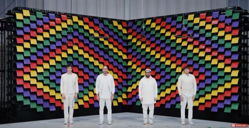 OK Go Video Stampanti