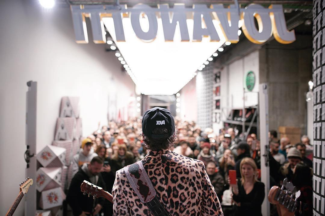 Jovanotti album 2017