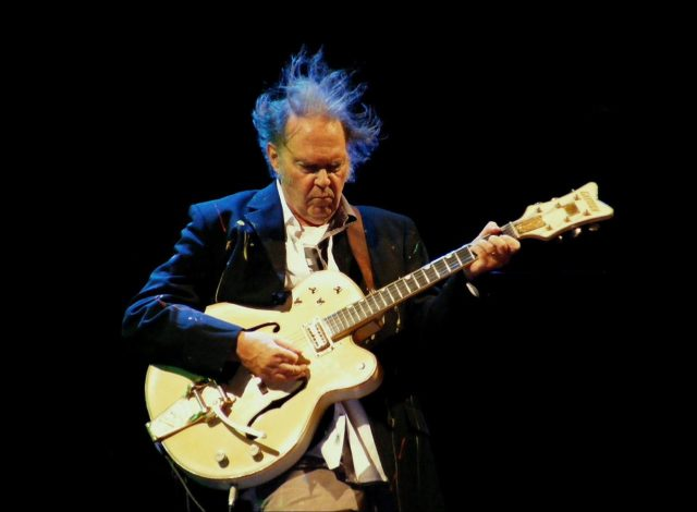 neil young archives raccolta