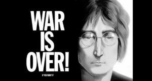 Storia John Lennon Happy Xmas