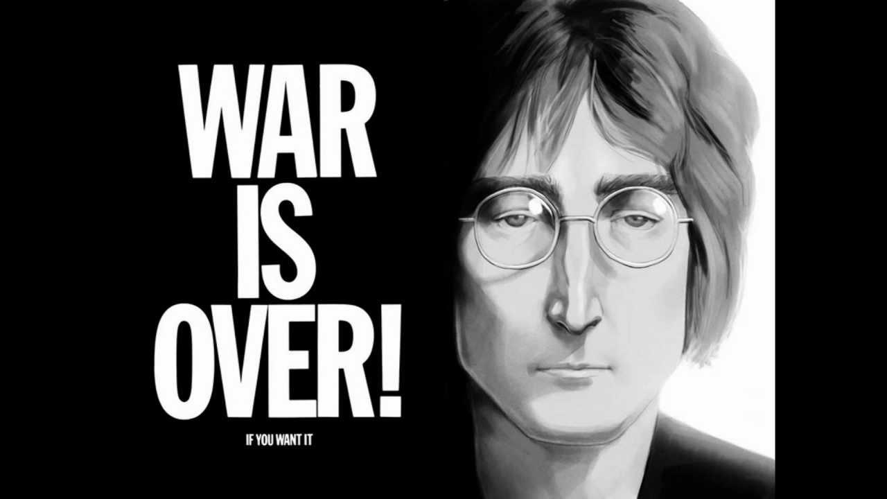 Storia John Lennon Happy Xmas - Musicaccia
