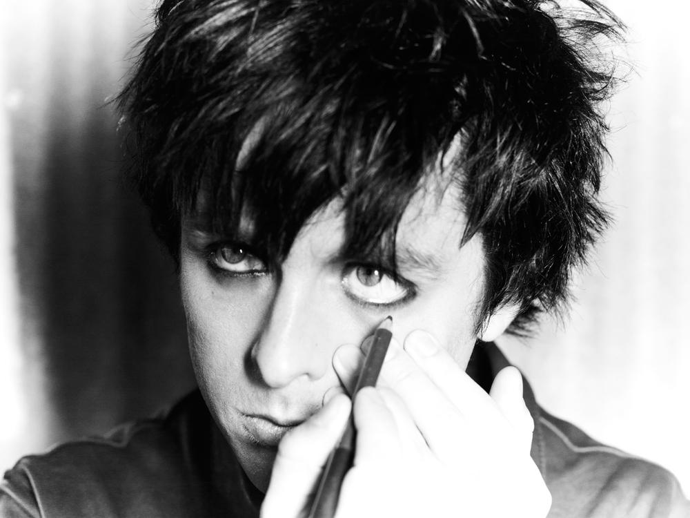 Green Day eyeliner