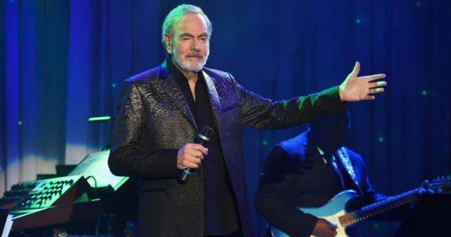 Neil Diamond tour annullato