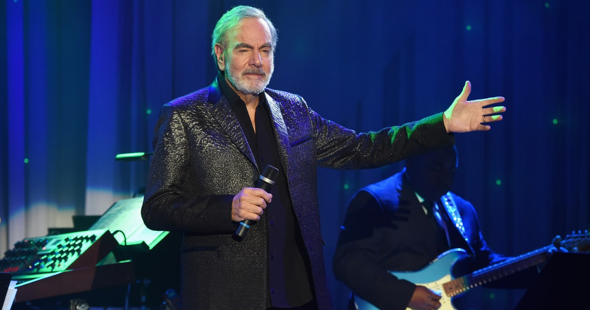 Neil Diamond tour annullato