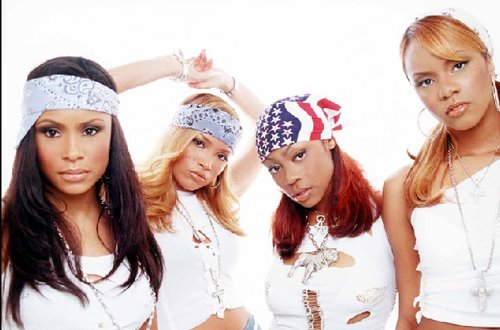 destiny's child gruppo