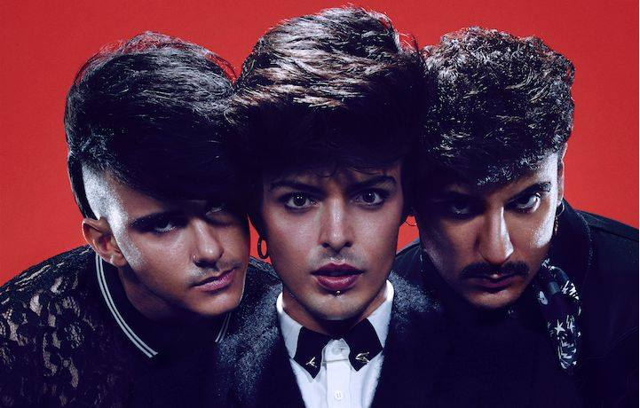 the kolors testo sanremo