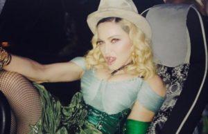madonna cantante look