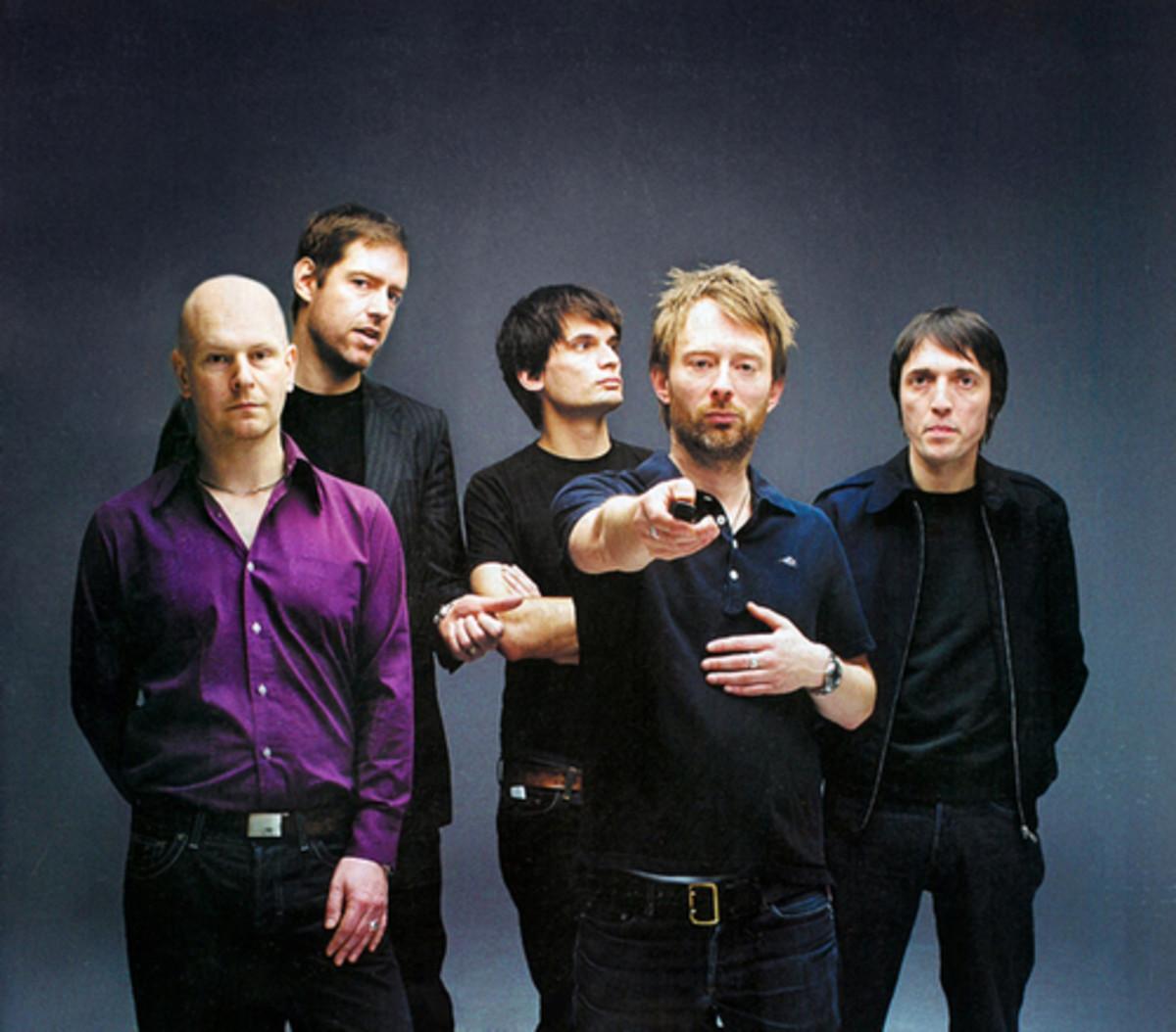 radiohead scienza musica