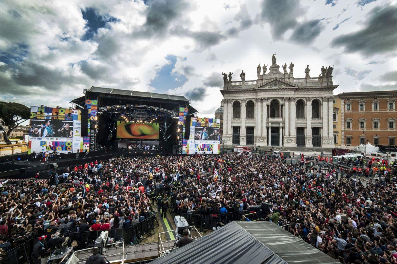 concertone roma rai