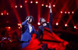 eurovision finale italia