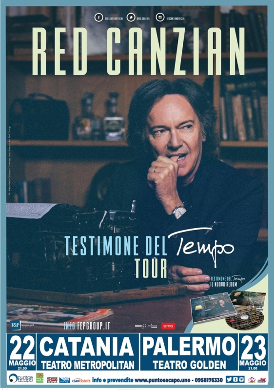 Tour red canzian